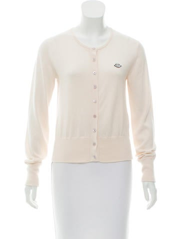 See by Chloé Scoop Neck Long Sleeve None