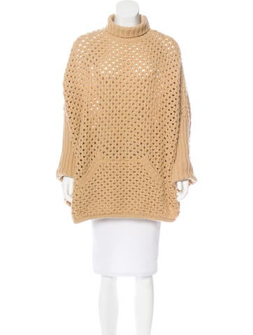 See by Chloé Wool Oversize Sweater None