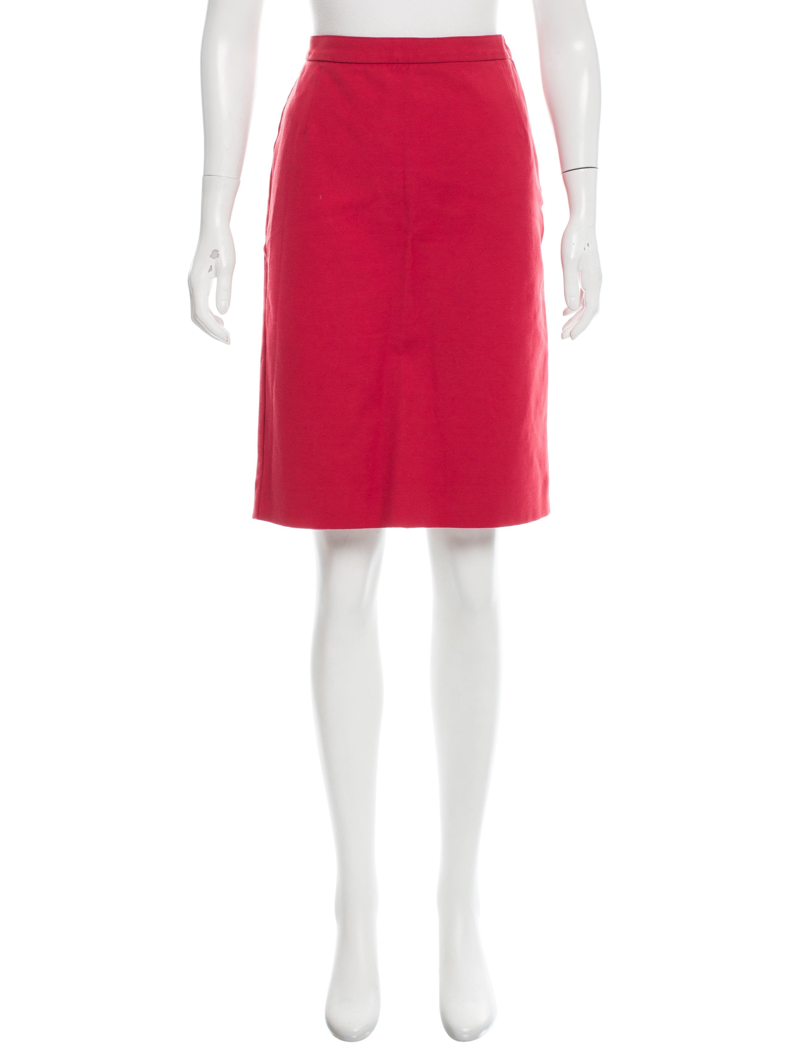 see by chlo 233 knee length pencil skirt clothing