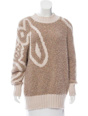 See by Chloé Oversize Knit Sweater None