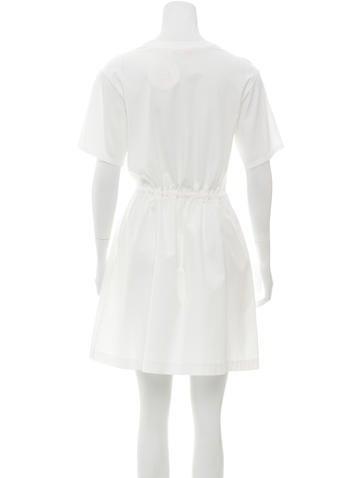 Short Sleeve Mini Dress w/ Tags