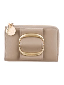 9dc62581075 See by Chloé. Leather Bifold Wallet