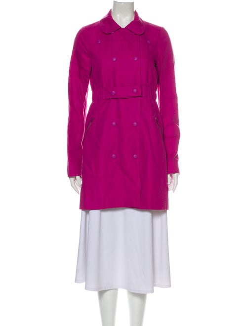 See by Chloé Trench Coat Purple