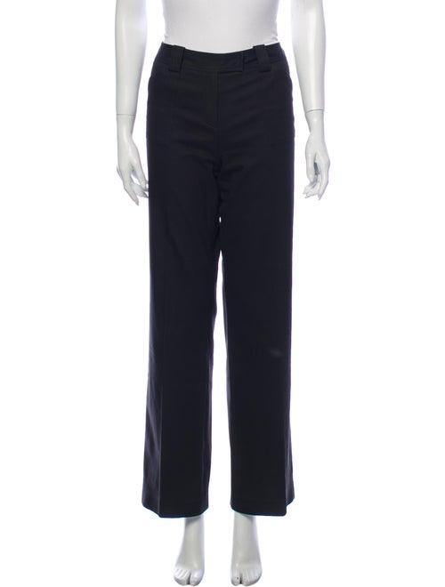 Searle Wide Leg Pants Black