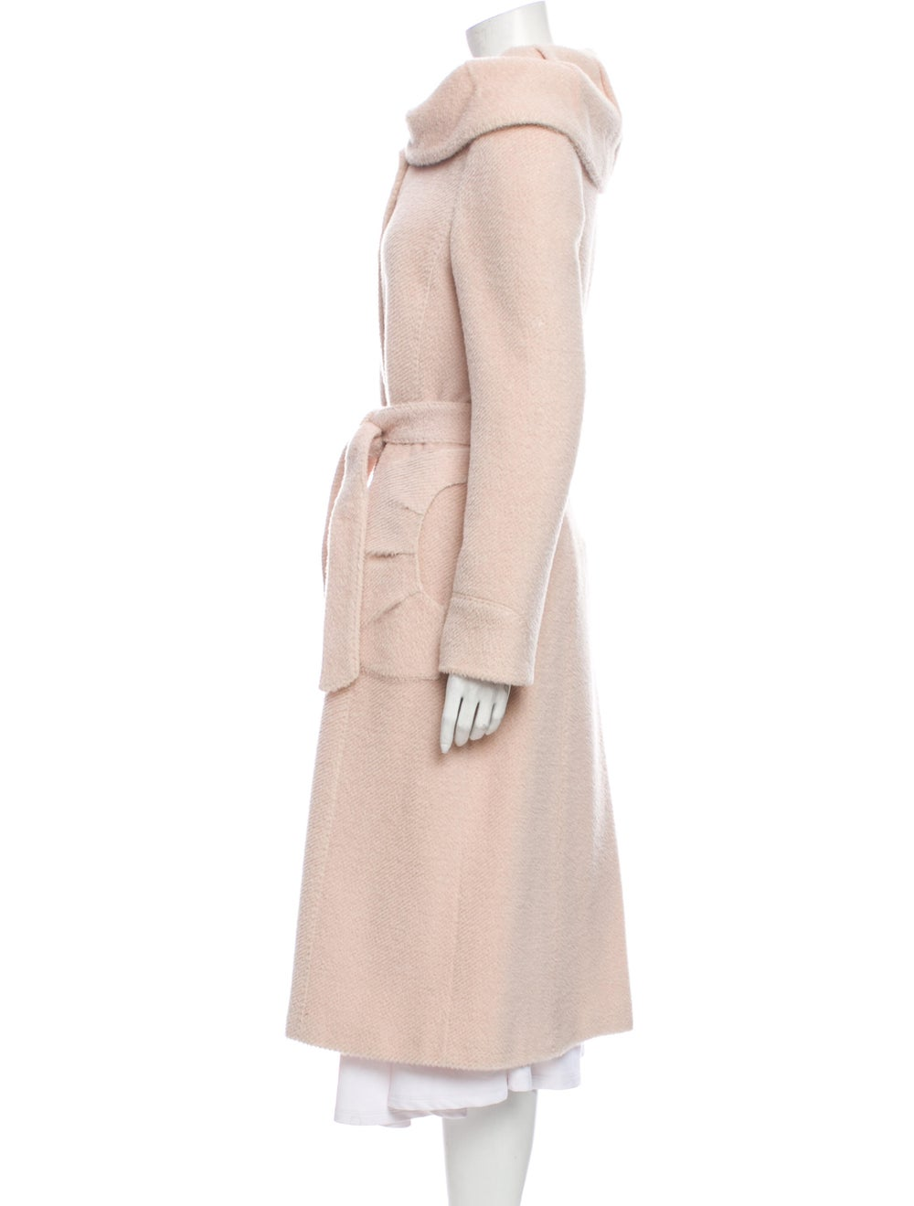Searle Trench Coat Pink - image 2