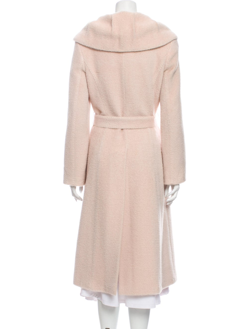 Searle Trench Coat Pink - image 3
