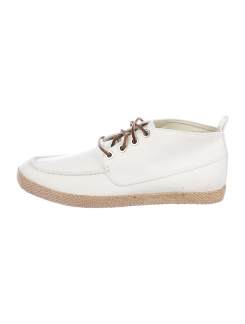 SeaVees Moccasins White