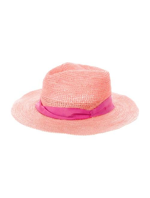 Sensi Studio Wide Brim Hat Pink
