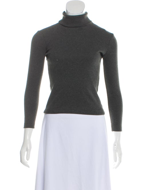 Caroline Bosmans Long Sleeve Turtleneck Sweater