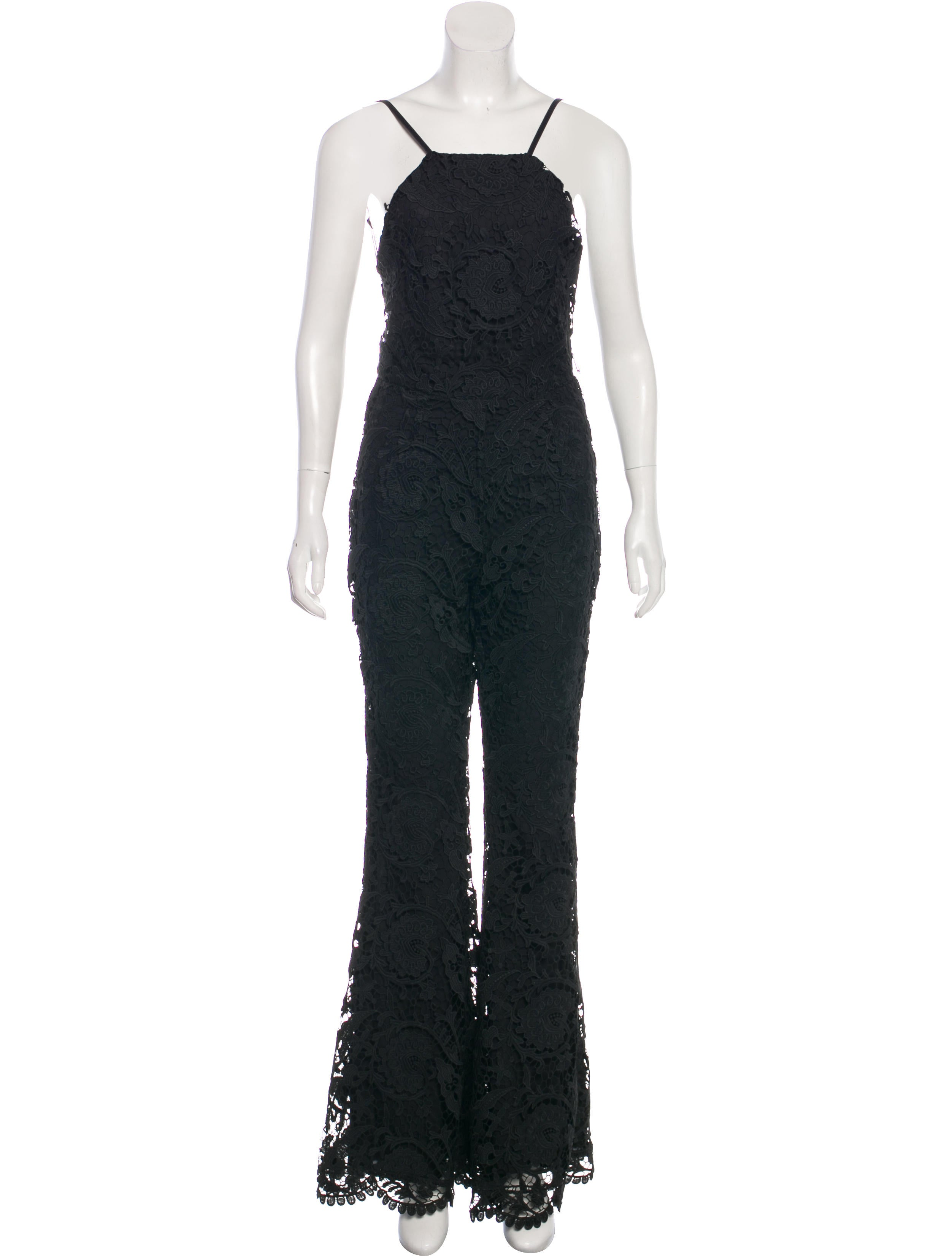 2a7002112eee Stone Cold Fox Dylan Lace Jumpsuit w  Tags - Clothing - WSFOX20437 ...
