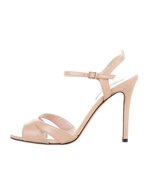 Sarah Jessica Parker Leather Sandals