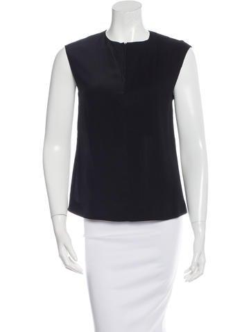 Dorothee Schumacher Sleeveless Silk Top w/ Tags