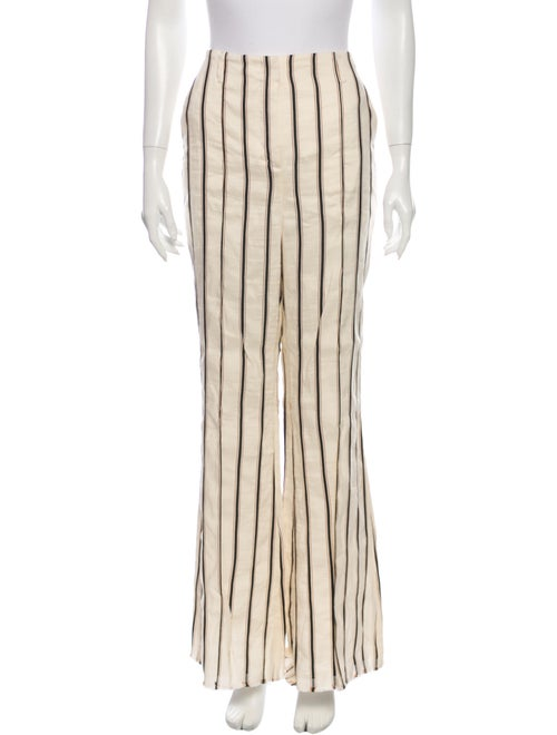 Dorothee Schumacher Striped Wide Leg Pants