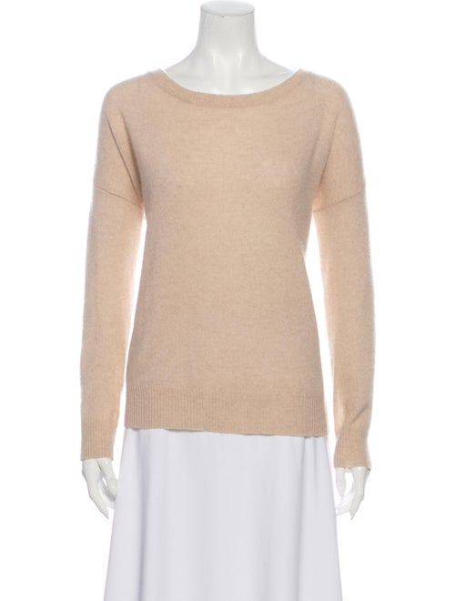 Skull Cashmere Cashmere Scoop Neck Sweater