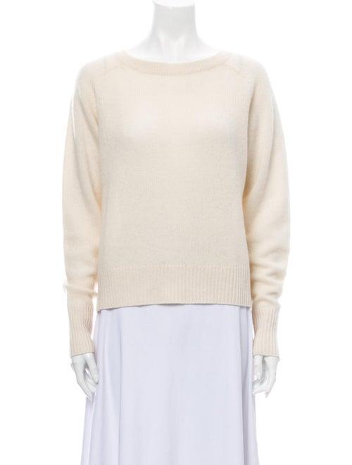 Skull Cashmere Cashmere Scoop Neck Sweater - image 1
