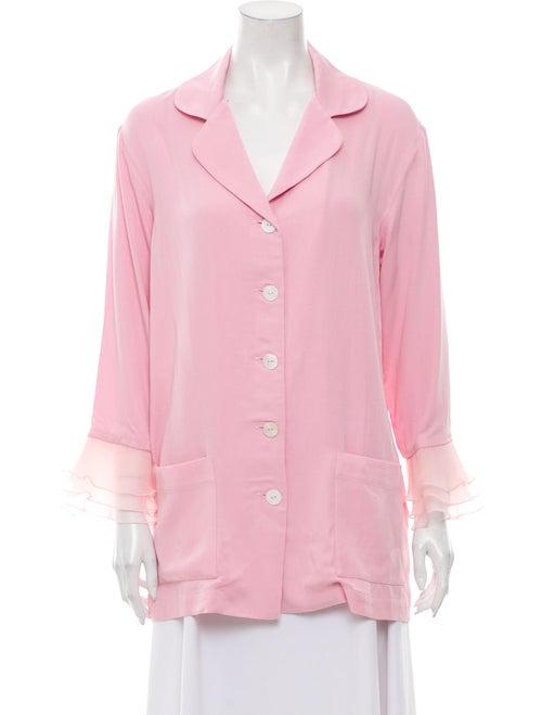 Sleeper Long Sleeve Tunic Pink