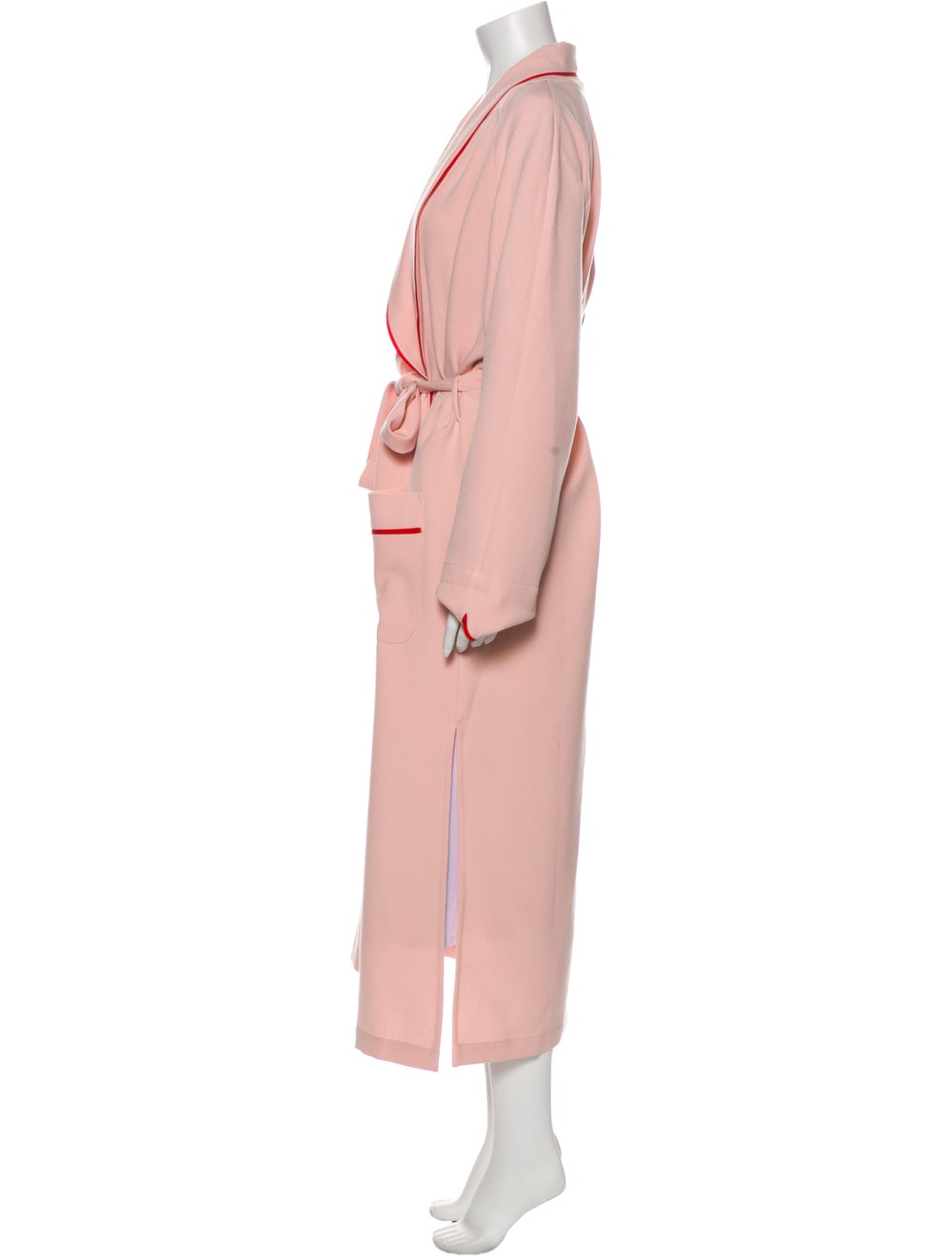 Sleeper Trench Coat Pink - image 2