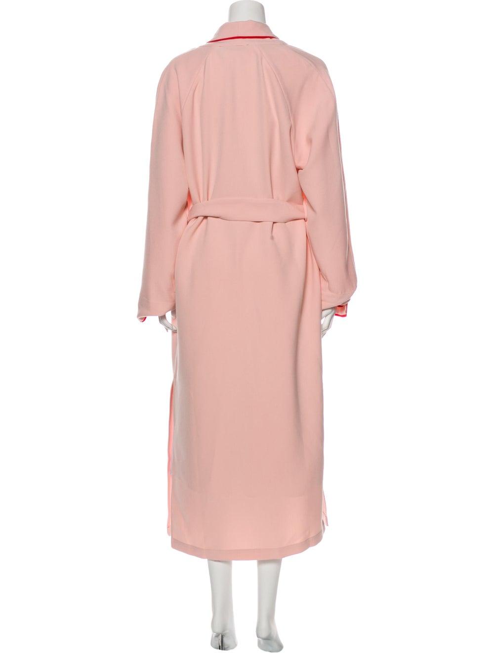 Sleeper Trench Coat Pink - image 3