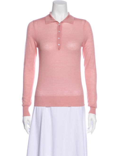 Sablyn Cashmere Sweater Pink