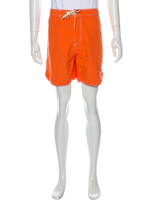 Second/Layer Swim Trunks w/ Tags Orange