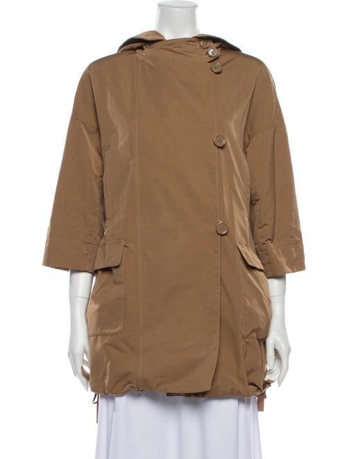 'S Max Mara Coat w/ Tags Brown