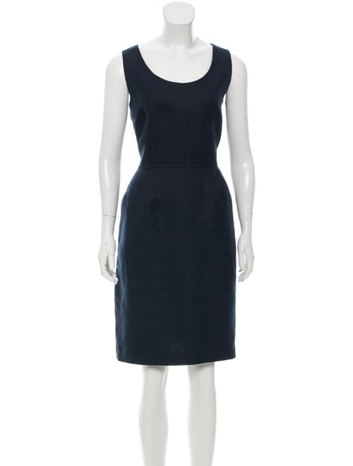 Samuji Sleeveless Knee-Length Dress