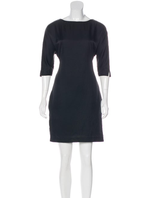 Samuji Wool Mini Dress Wool