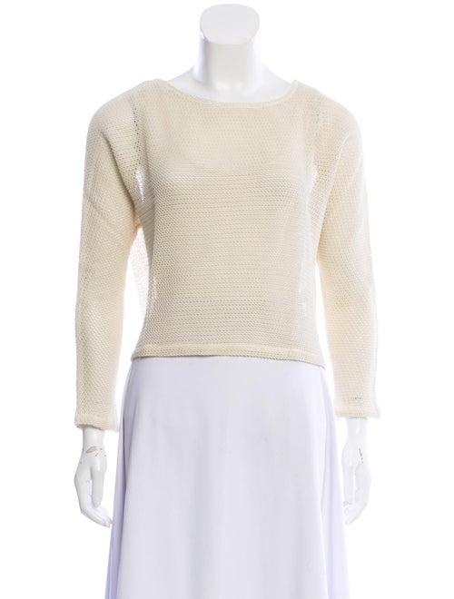 Samuji Bateau Neckline Sweater w/ Tags