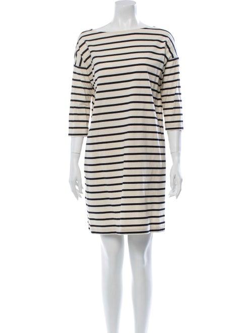 Samuji Striped Mini Dress
