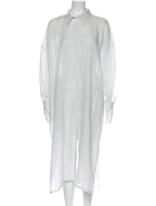 Samuji Midi Length Dress Blue