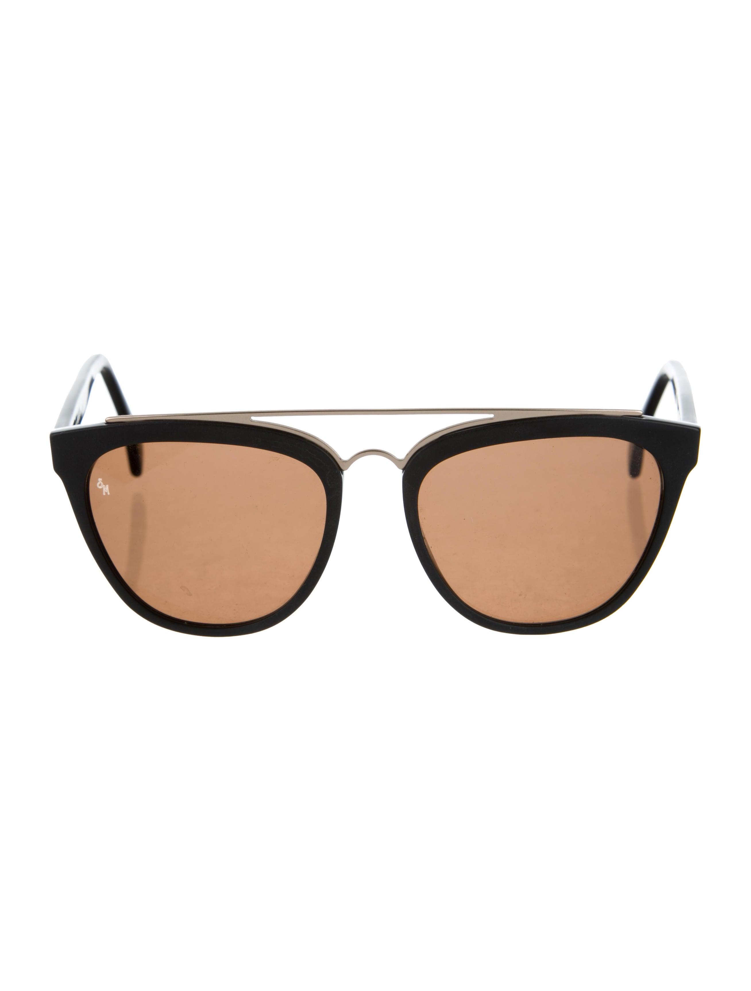 Smoke de X Mirrors sol Aviator Tinted Gafas qvwdExAE