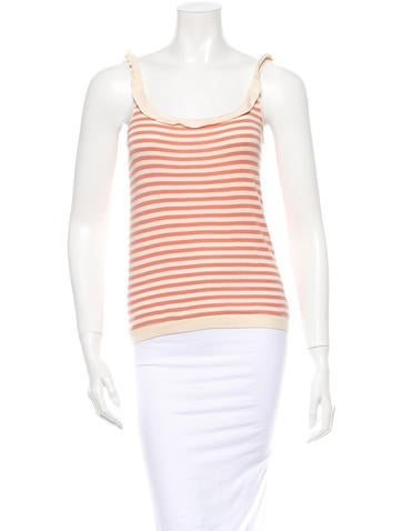 Sonia by Sonia Rykiel Striped Top None