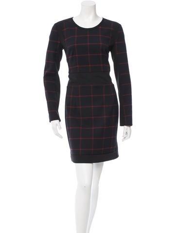 Sonia by Sonia Rykiel Printed Shift Dress w/ Tags None