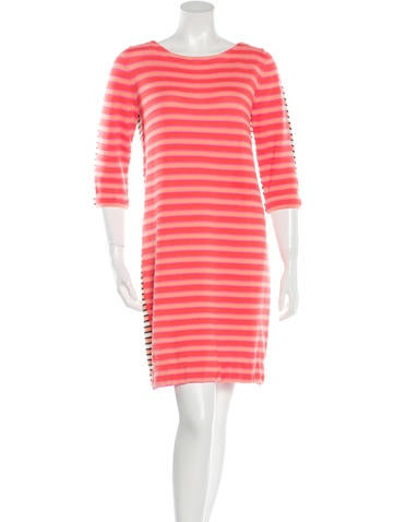 Sonia by Sonia Rykiel Striped Mini Dress w/ Tags None
