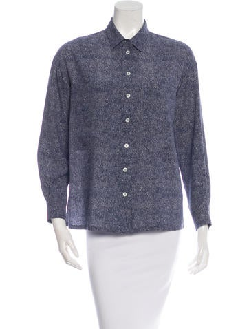 Sonia by Sonia Rykiel Button-Up Top None