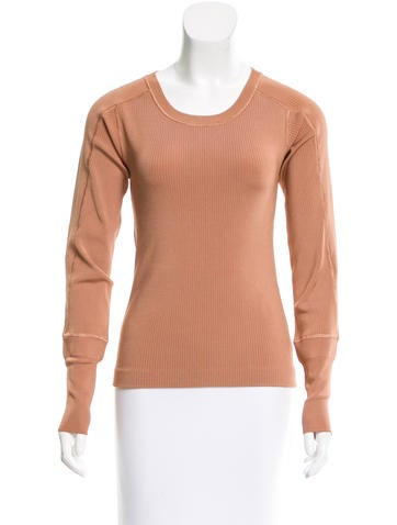 Sonia by Sonia Rykiel Rib Knit Long Sleeeve Top w/ Tags None