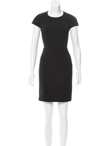 Sonia by Sonia Rykiel Bateau Neck Colorblock Dress None
