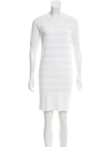 Sonia by Sonia Rykiel Sleeveless Knit Dress None