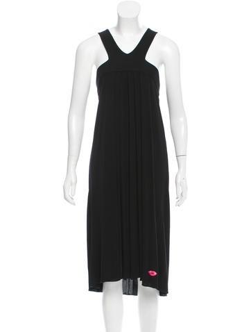 Sonia by Sonia Rykiel Sleeveless Midi Dress None