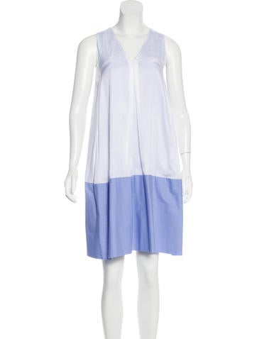Sonia by Sonia Rykiel Colorblock Swing Dress None