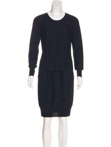 Sonia by Sonia Rykiel Knit Knee-Length Dress None