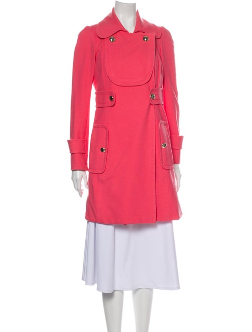 Sonia by Sonia Rykiel Trench Coat Pink
