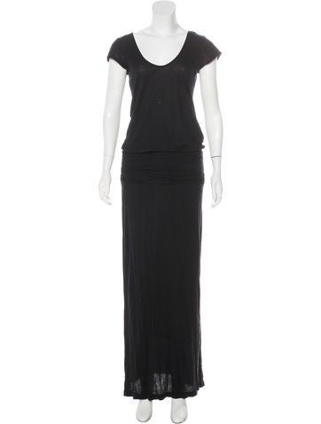 Soft Joie Short Sleeve Maxi Dress None