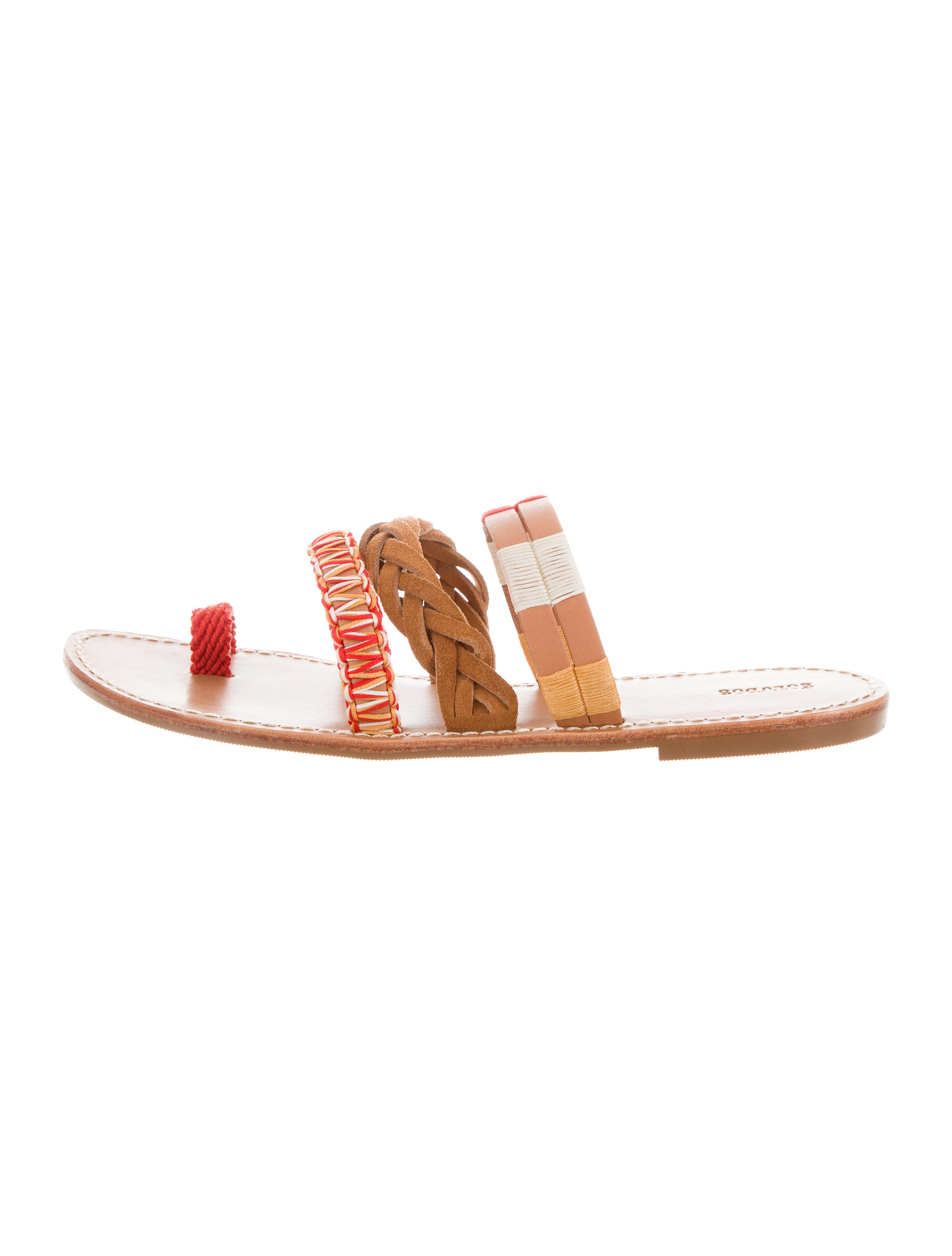 perfect for sale Soludos Multistrap Braided Sandals w/ Tags sast cheap online buy cheap marketable sale release dates jiFyOF