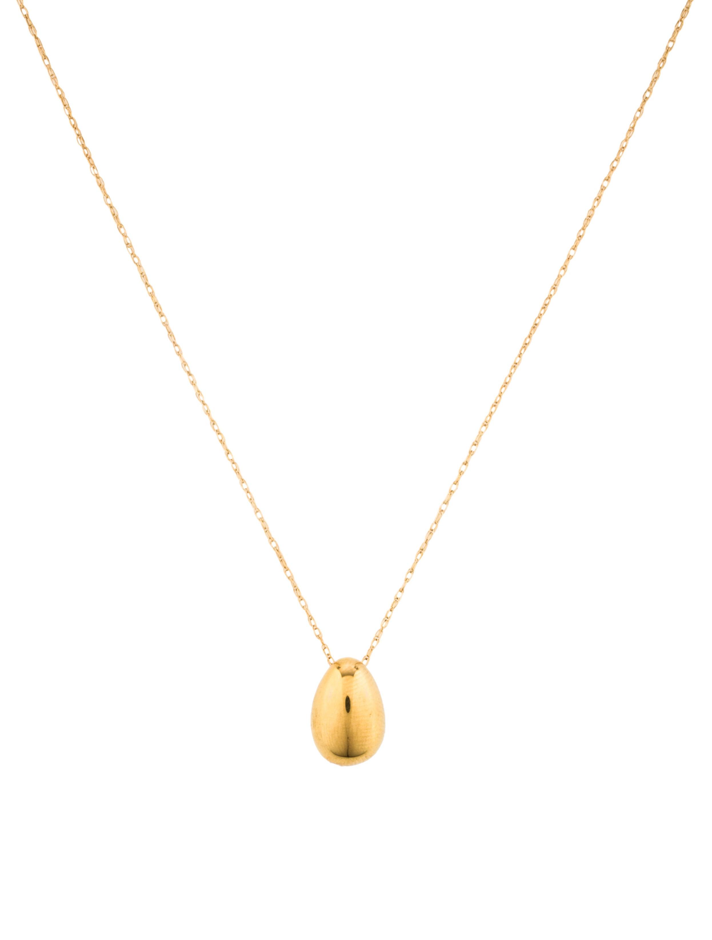 Sophie buhai tiny egg pendant necklace necklaces wsoph20003 tiny egg pendant necklace mozeypictures Gallery