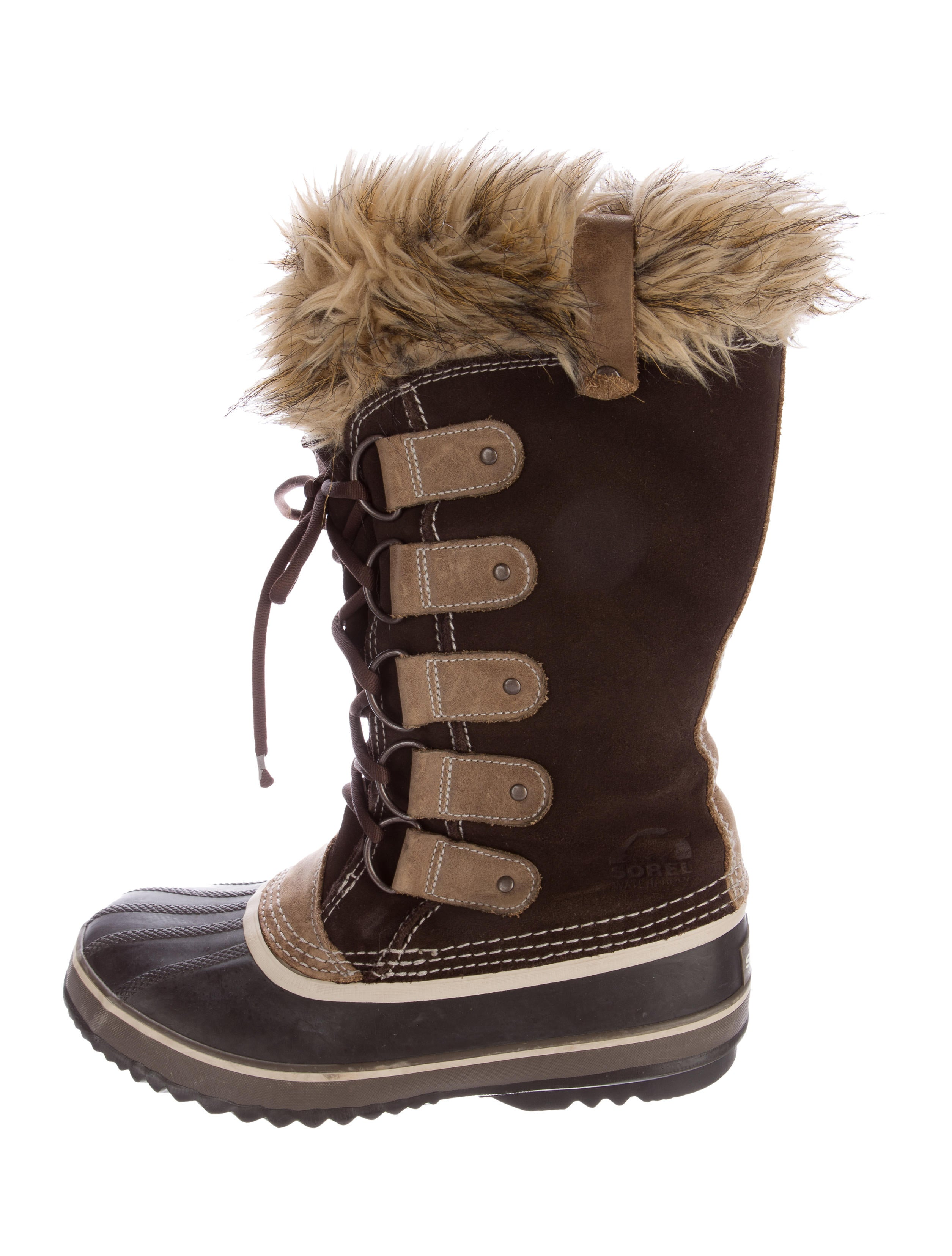 sorel suede mid calf snow boots shoes wsorl20130 the