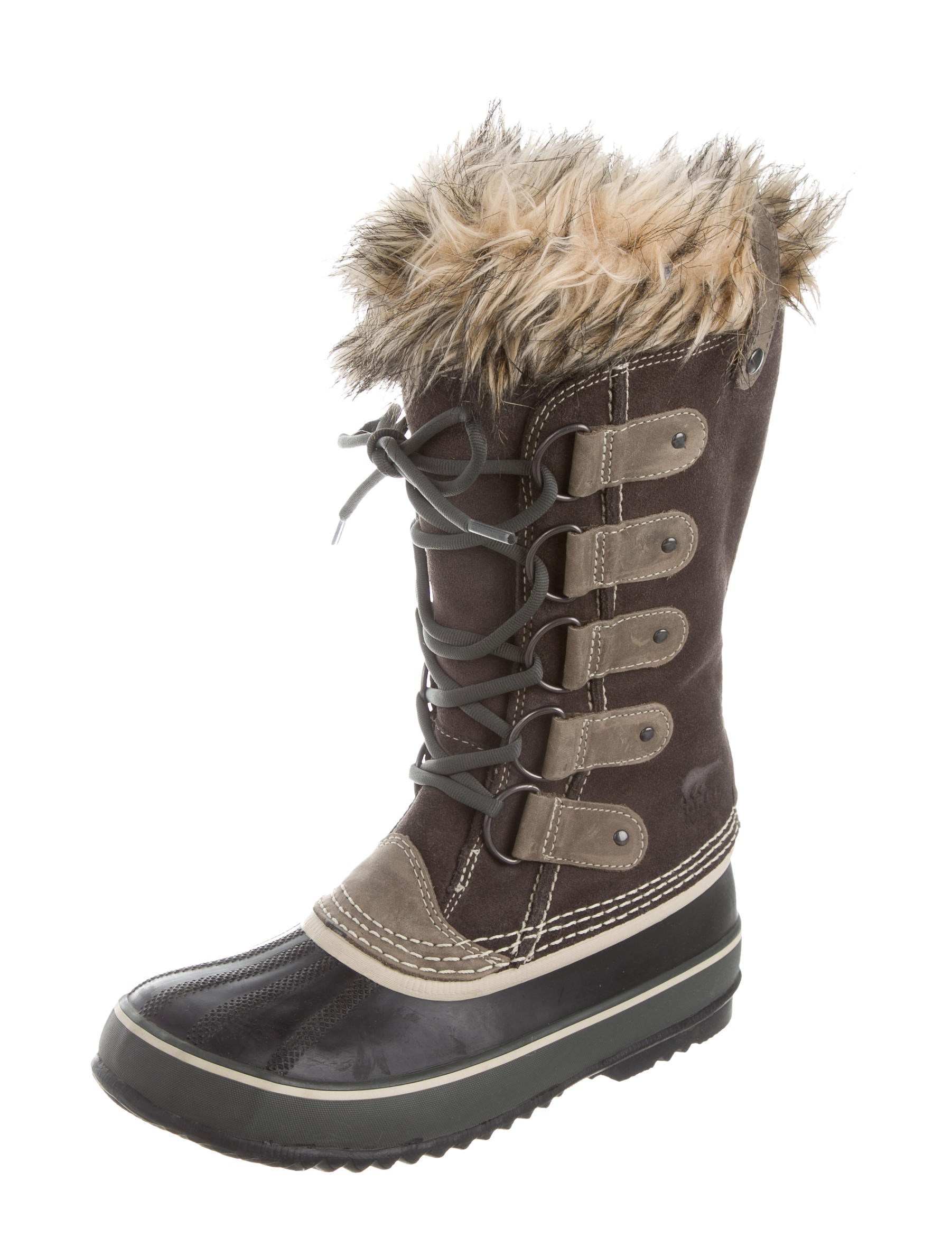 sorel suede mid calf snow boots shoes wsorl20138 the