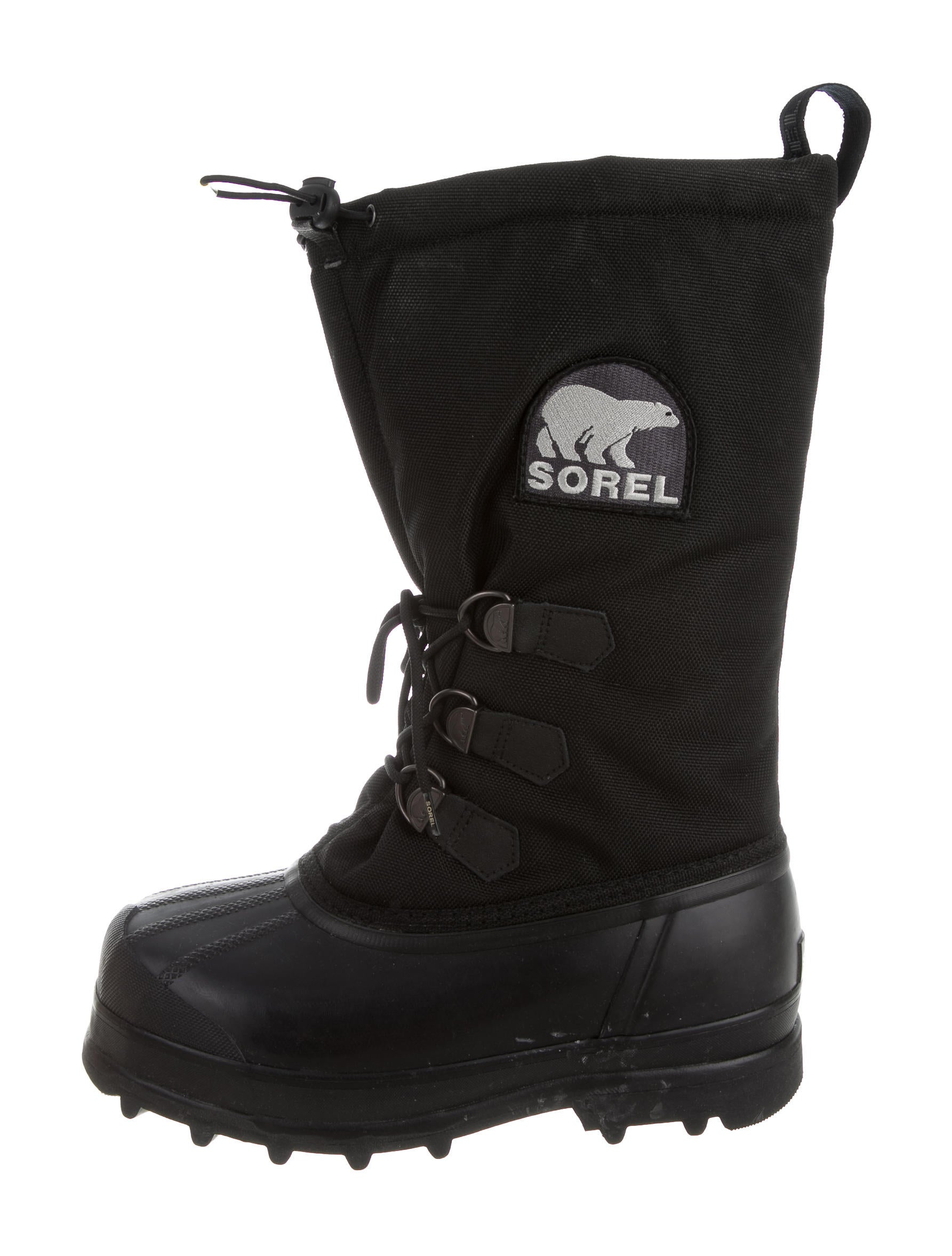 sorel knee high snow boots shoes wsorl20187 the realreal