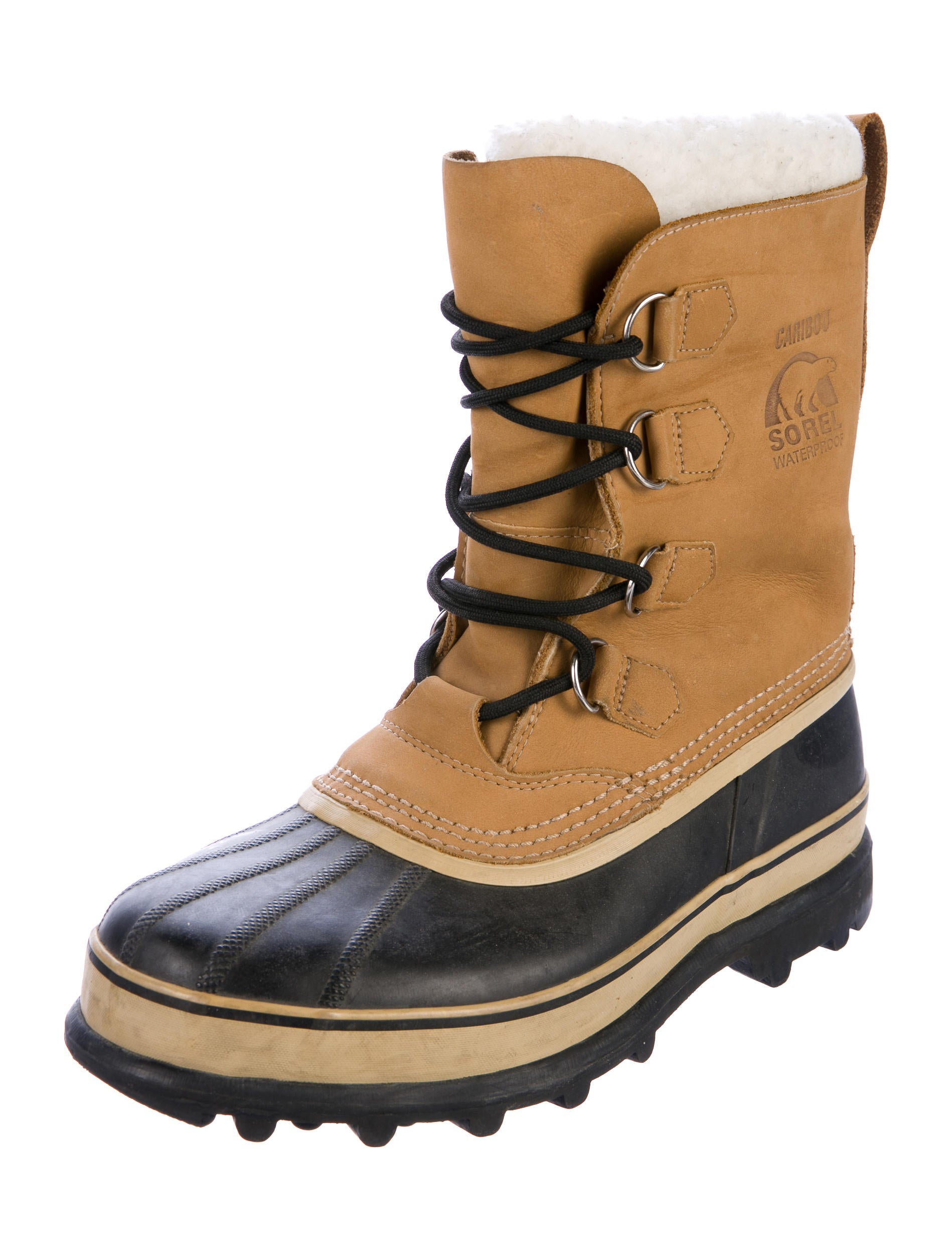 sorel carbiou waterproof boots shoes wsorl20351 the