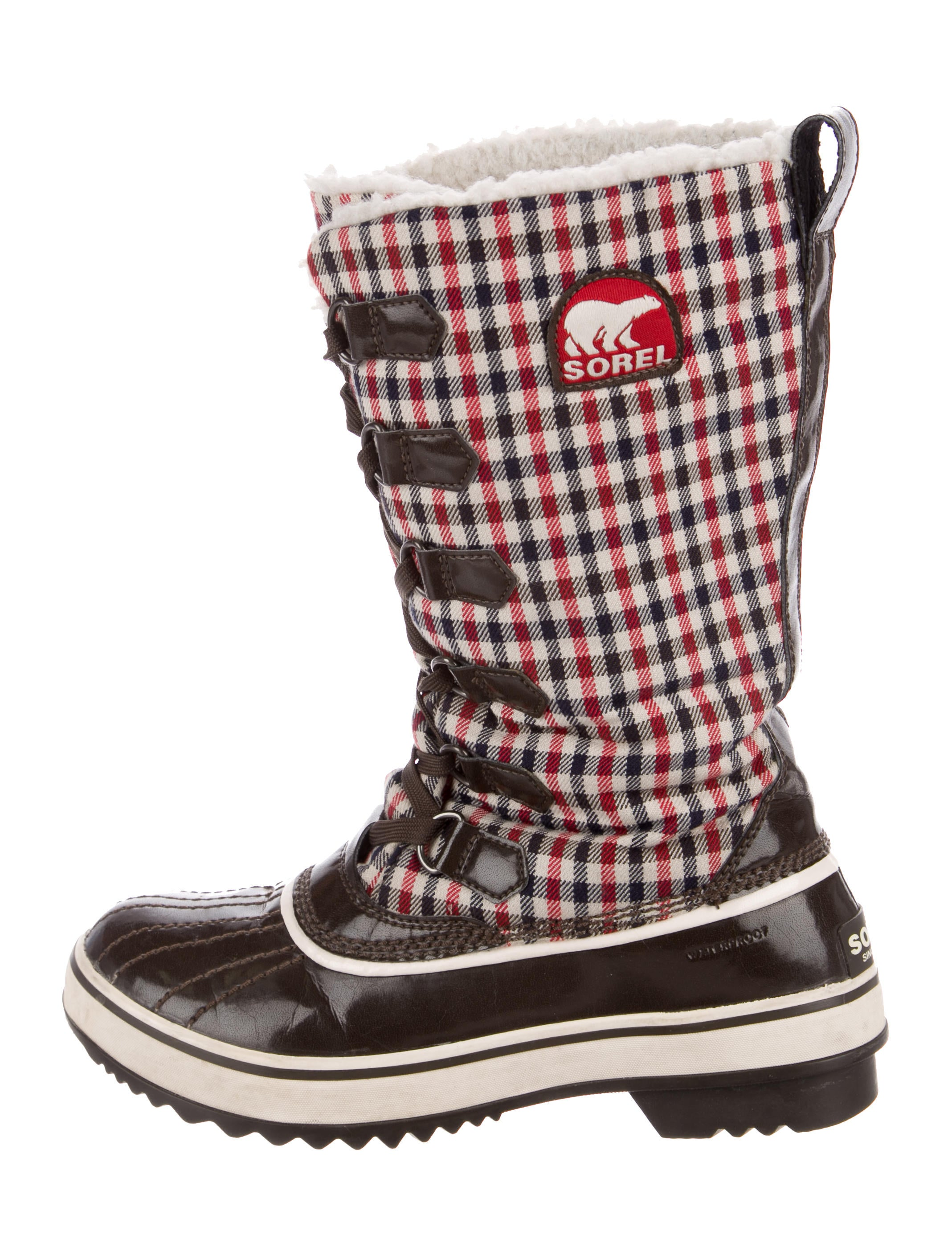 buy cheap excellent Sorel Gingham Snow Boots clearance clearance online ebay free shipping the cheapest jdUkT